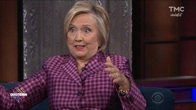 Hillary Clinton : un livre à charge !