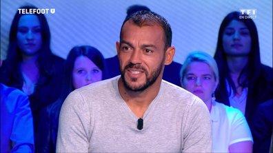 """[EXCLU Téléfoot 29/10] - Hilton : """"Mon meilleur souvenir ? Le titre de champion avec Montpellier, personne ne nous attendait"""""""