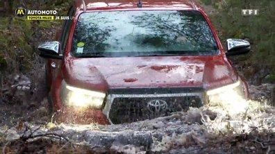 Toyota Hilux : Je suis une légende !