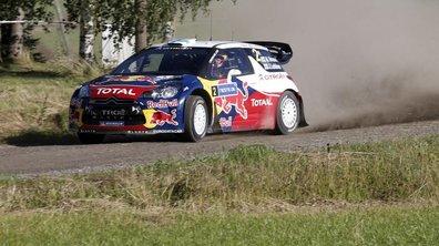 WRC - Rallye de Finlande 2012 : Loeb-Hirvonen en 5 secondes vendredi soir