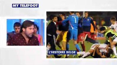 MyTELEFOOT - L'Histoire Belge du 19 octobre 2014
