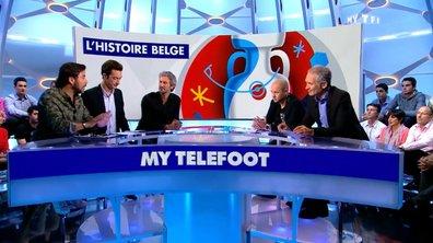 MyTELEFOOT - L'Histoire Belge : les petites équipes des qualifs de l'Euro