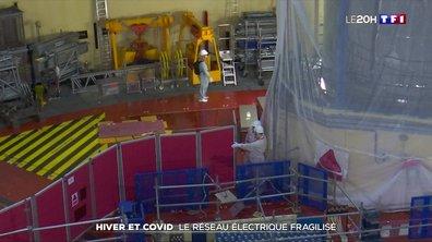 Hiver et Covid : le réseau électrique fragilisé