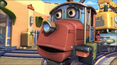 Chuggington - S01 E39 - Hodge la loco serviable
