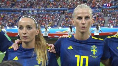 Pays-Bas - Suède : Voir l'hymne suédois en vidéo