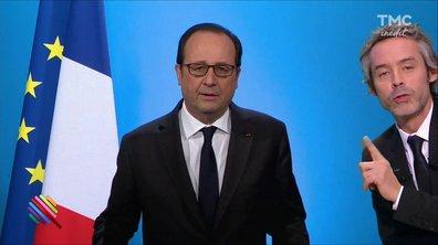 Hollande renonce - Décryptage du discours