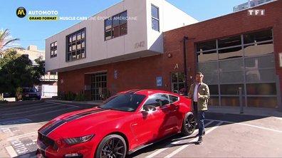 Muscle Cars : l'histoire et le mythe de la Ford Mustang