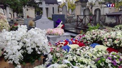Hommage à Jacques Chirac : des Français émus devant la sépulture de l'ancien président