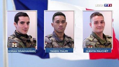 Hommage aux trois soldats morts au Mali : une cérémonie forte en émotion