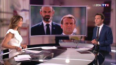Hommage d'Emmanuel Macron à Charles de Gaulle : ce qu'il faut retenir de son discours