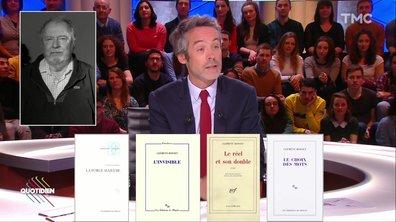 Hommage au philosophe Clément Rosset
