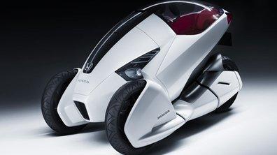 Salon de Genève 2010 : Honda 3R-C
