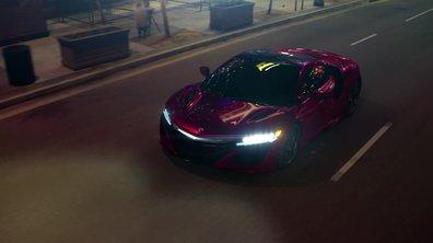 Acura/Honda NSX 2015 : présentation officielle