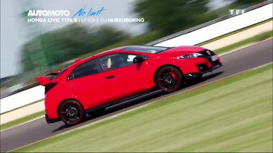 No Limit : Honda Civic Type R, reine du Nürburging