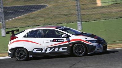 Présentation de la Honda Civic WTCC