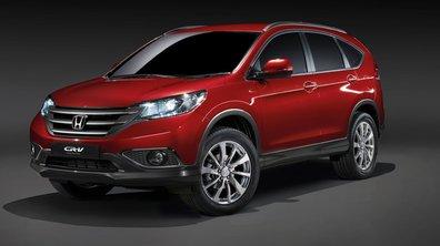 """Salon de Genève 2012 : Honda CR-V, le """"Prototype"""" pour l'Europe"""