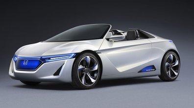 Salon de Tokyo 2011 : Honda EV-Ster Concept