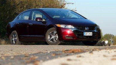 Honda FCX Clarity : voiture du futur