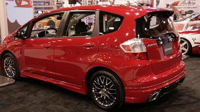 La Honda Fit revue par Mugen