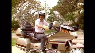 Essai Vidéo de la Honda Goldwing (20 mars 1988 dans Automoto)