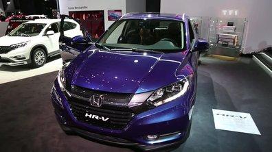 Le Honda HR-V enfin dévoilé au Salon de Genève 2015