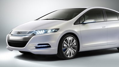 Honda Insight 2 : A l'attaque de la Prius