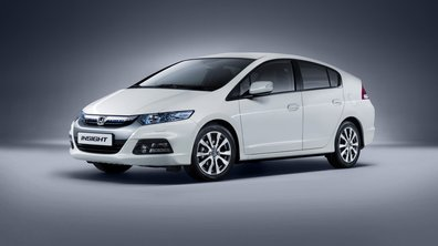 Salon de Francfort 2011 : Honda Insight restylée, du CO2 en moins