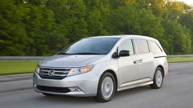 Honda Odyssey 2010 : le minivan à la sauce dynamique