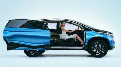 Honda Vision XS-1 Concept 2014 : présentation officielle