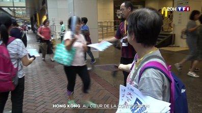 Hong Kong : au cœur de la contestation