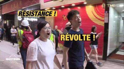 """""""Hong Kong est définitivement en train de changer"""""""