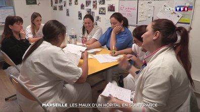 Hôpital de la Timone à Marseille : un établissement en souffrance