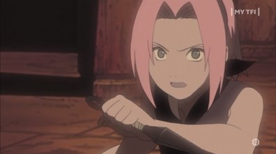 Naruto - Episode 139 - Horreur ! Le palais d'Orochimaru