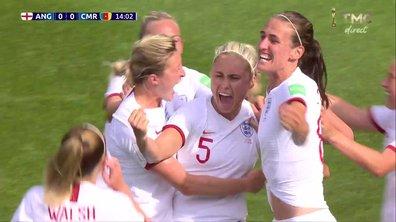 Angleterre - Cameroun (1 - 0) : Voir le but de Houghton en vidéo