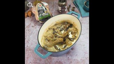 How To N°4 : Le poulet au vin jaune et aux morilles