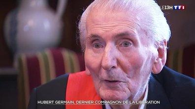 Hubert Germain, le dernier compagnon de la Libération