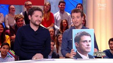 Dans les coulisses des meetings de JL Mélenchon et de Benoît Hamon