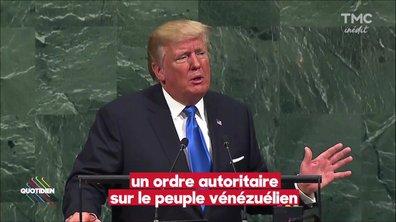 Hugo Clément débriefe l'Assemblée Générale de l'ONU
