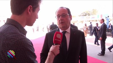 François Hollande et l'Afrique : son interview en intégralité
