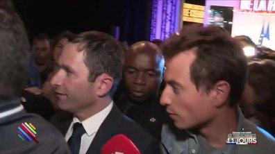 Hugo Clément : Hamon n'y croit plus vraiment