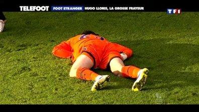 Tottenham : Hugo Lloris, la grosse frayeur
