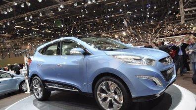 Genève 2009 : Le concept Hyundai ix-onic