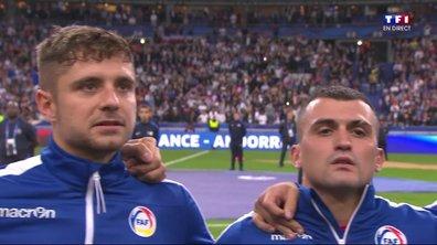 France - Andorre : Voir l'hymne d'Andorre en vidéo