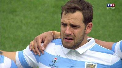 Argentine - Tonga : Voir l'hymne argentin en vidéo