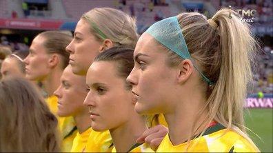 Norvège - Australie : Voir l'hymne australien en vidéo