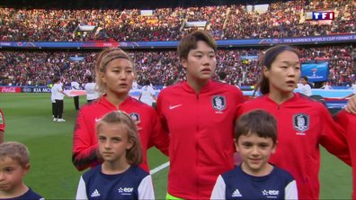 France - Corée du Sud : Voir l'hymne coréen en vidéo