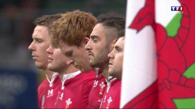 Pays de Galles - France : Voir l'hymne gallois en vidéo
