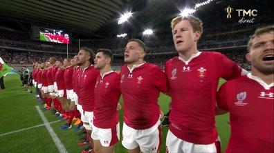 Pays de Galles - Géorgie : Voir l'hymne gallois en vidéo