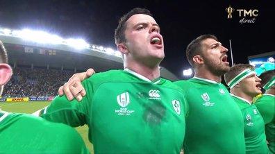 Irlande - Samoa : Voir l'hymne irlandais en vidéo
