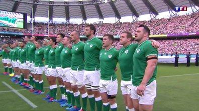 Japon - Irlande : Voir l'hymne irlandais en vidéo